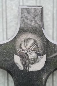 Rzeźba Jezusa na nagrobki