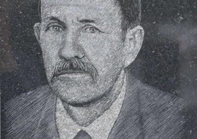 Portret w kamieniu 1