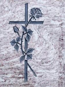 krzyż na nagrobku zakład kamieniarski warszawa