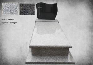 nagrobki granitowe warszawa granit strzegom