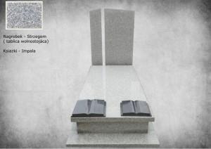 nagrobek strzegom zakład kamieniarski warszawa
