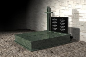 Nagrobki granitowe warszawa 3d nagrobek podwójny