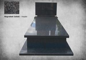 Nagrobek impala zakład kamieniarski warszawa