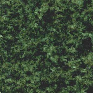 Granit na nagrobki zielony olive green