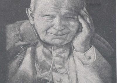Nagrobki Warszawa wizerunek jan pawełII