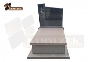 Granit Bohus nagrobek granitowy