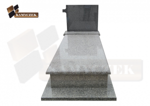 Nagrobek granitowy strzegom impala zakład kamieniarski warszawa